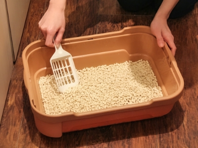 猫用トイレ猫用トイレ砂(おから)